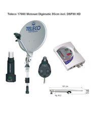 Teleco Motosat Digimatic 85cm + DSF90E HD BLX