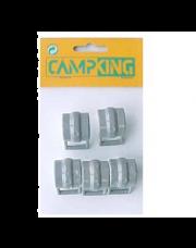 Tentclip met Sleuf 20 x 25mm per 5