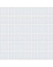 Mestic deurgordijn Tube wit 230x100 cm