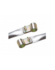 Verandastok Aluminium 28 x 25mm 170 - 260cm